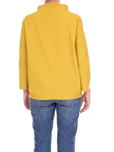Blazer Ca0132b13455s3000 Mujer Amarillo Herno Poliéster A7fqAR