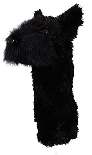 Animal Headcovers by JP Lann (Black Terrier) (Club Terrier)