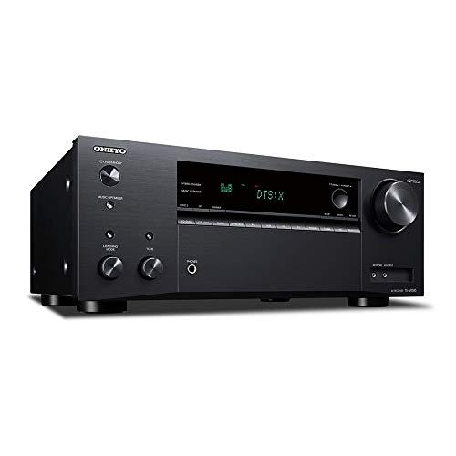 Receiver 7.2ch 170W Onkyo TX-NR585 4K Wifi Bluetooth AirPlay Spotify Dolby Atmos DTS:X Zona 2 110v