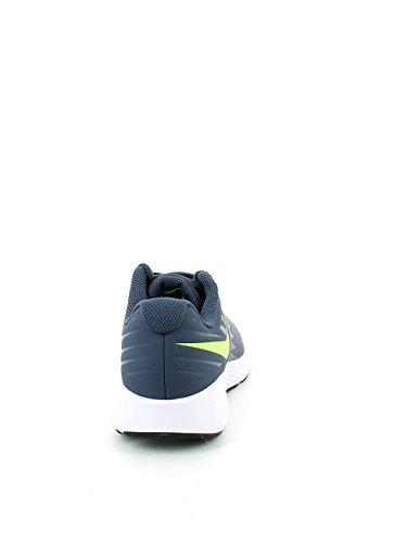 Nike Damen, Sneaker, MD Runner 2 Blau (Blau)