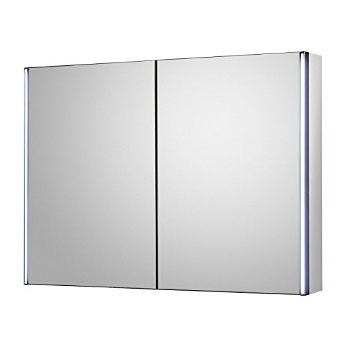 Led Mirror Light With Shaver Socket in US - 4