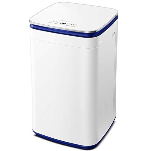 Portable Mini Washing Machine – High Temperature and Washing Automatic Small Mini Underwear Washing Machine Sterilization (White)