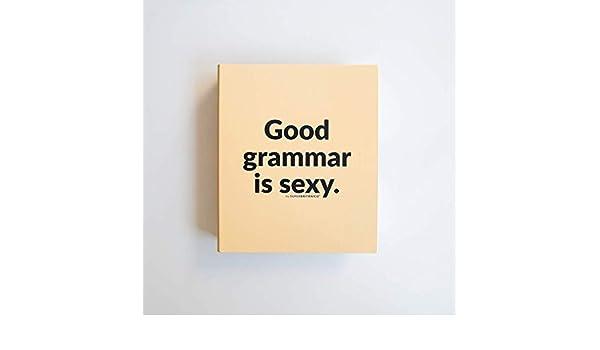Superbritánico · Archivador · Good grammar is sexy ...