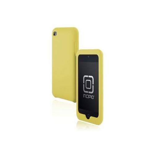 Incipio Case Dermashot Silicone - Incipio iPod Touch 4th Gen dermaSHOT Silicone Case (Goldenrod)