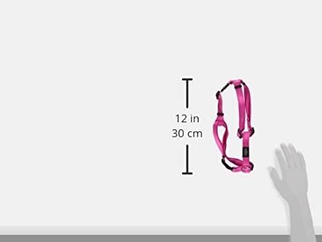 Rogz Utility Imbracatura per Cani L Regolabile 7,6//10,2/cm Riflettente
