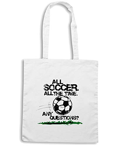 Bianca Borsa Shirt Speed SOCCER OLDENG00011 ALL Shopper 6tvw8q