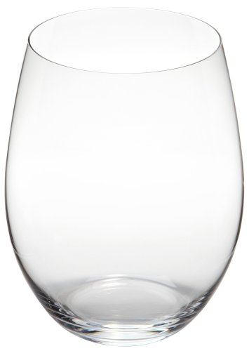 Merlot Cab - Riedel O 21-1/8-Ounce Stemless Cabernet/Merlot Tumblers with Gift Tube, Set of 4