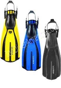 Mares Plana Avanti X3 Scuba Fins - Swim Fins Blue Regular