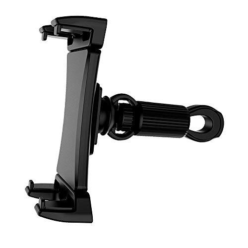 Moutik Bike Phone Tablet Mount,Universal Bicycle Car Headrest Tablet Stand for Indoor Gym Treadmill, Exercise Bike, Bike Tablet Holder 360 Adjustable Stand for iPad,4.5-12.9