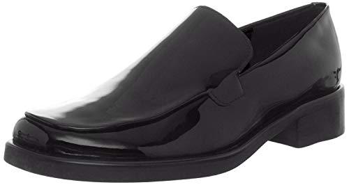 Franco Sarto Women's Bocca Loafer,Black,8 W US