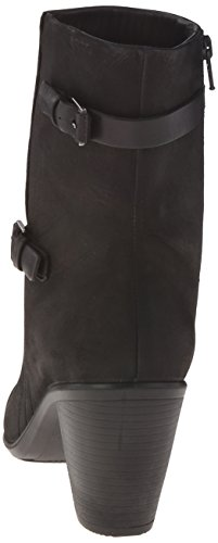 Ecco Womens Touch 75 Mid Boot Boot Nero