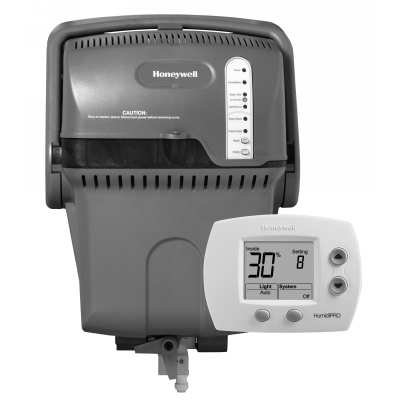 Honeywell TrueSTEAM Humidification System with HumidiPRO-Black and White - H6062A1000/U HM506-3