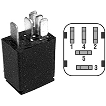 Amazon.com: ximoon 12 Volt, 20 Amp Pto Repuestos Relay ...