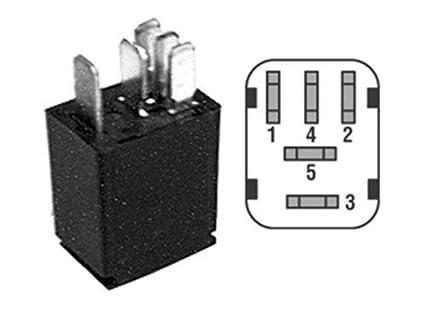 Amazon.com: ximoon 12 Volt, 20 Amp Pto Repuestos Relay ...