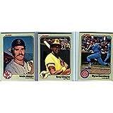 1983 Fleer Baseball Complete Mint 660 Card Set
