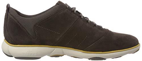 Homme C Nebula Dk Geox C6024 Marron U Coffee Basses Sneakers qwSExXPE
