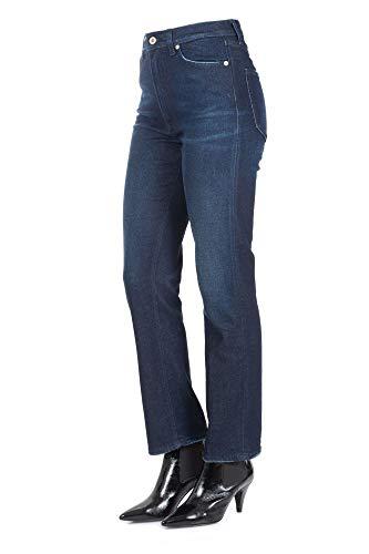 Cotone Jeans Dondup Dp340ds0189t51bpdd800 Donna Blu Tdwwtpq