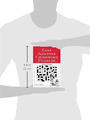 Easy Japanese Crossword Puzzles: Using Kana (NTC Foreign Language ...