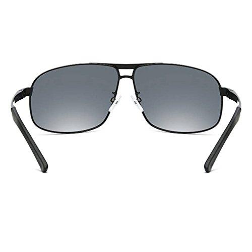 1 Providethebest Protection Polarized Conduite Hommes en Cadre extérieure HD Lunettes UV400 Coolsir visuel Lunettes Alliage Soleil de qwrqIa7c