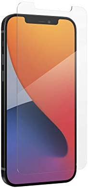 ZAGG InvisibleShield Glass+ Screen Protector – High-Definition Tempered Glass Made for iPhone 12 Pro and iPhon