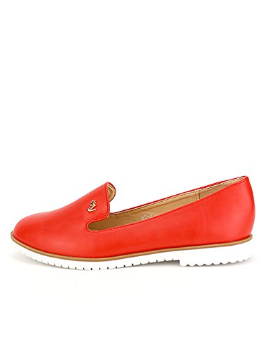 Red Vivi Cendriyon Slippers Rich Mode Femme Chaussures 1Zw5xwq