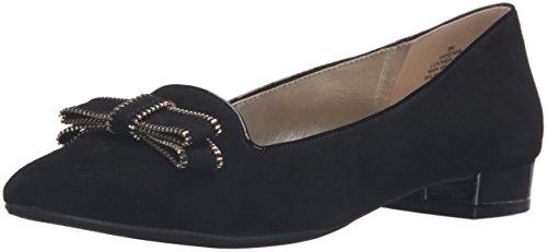 anne-klein-womens-keana-suede-pointed-toe-flat-black-6-m-us
