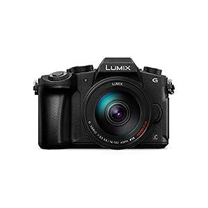 RetinaPix Panasonic DMC-G85H Lumix G Vario Mirrorless Camera with Case
