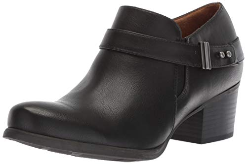SOUL Naturalizer Women's CHAYLEE Ankle Boot black 8 M US
