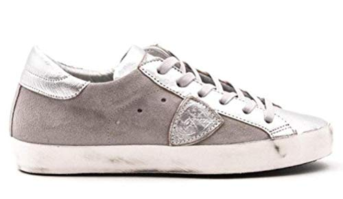 Model Mod Grige Argento Sneakers Clldxy01 Donna Paris Philippe R7wxOSq7