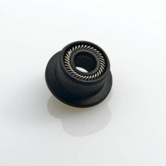 Plunger Seal, Black Beckman OEM 237162, 728770