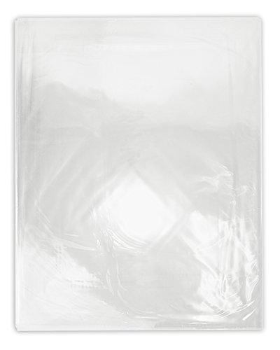 t of 100, 16 3/8x 20 1/8 inches Crystal Clear Bags, Acid-Free, Fits for 16x20 Photo Prints and Mats Mattes (Acid Free Crystal)