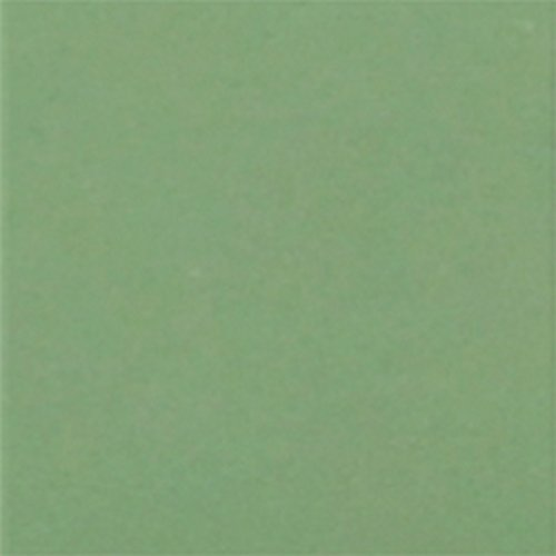 96 Coe Stained Fusible Glass - Wissmach Dark Green Solid Opal Fusible 96coe - 1 Piece 8