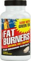 Fat Burners naturelles Comprimés de soutien Diet - 100 + 20 comprimés gratuits