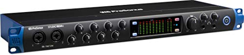 (PreSonus Studio 8 Mic Pres-10 Line Outs-ADAT (USB-C Audio Interface)