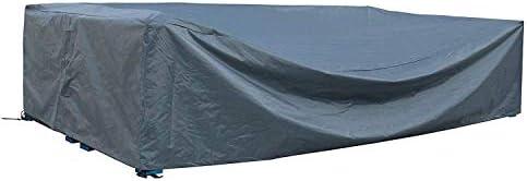 ガーデン屋外用 ソファカバー屋外ソファカバー大オックスフォード布カスタマイズ防雨・防塵家具カバー シバオ (Size : 420D3m*1.5m*0.5m)