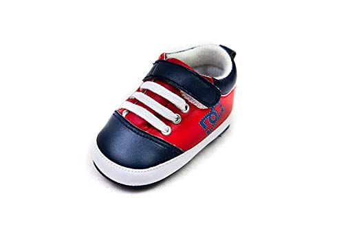 Dc Baby Cribs - DC Shoe Babies Crib Shoes (0-6, Red)