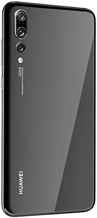 Huawei P20 Pro 128GB Dual-SIM (GSM Only, No CDMA) Factory Unlocked 4G/LTE Smartphone (Black) - International Version
