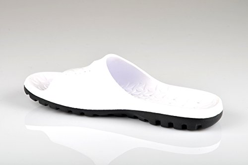 Nike squadra Sandalo scorrere Jordan fly Super Jordan Blanco TnwqSUTgx
