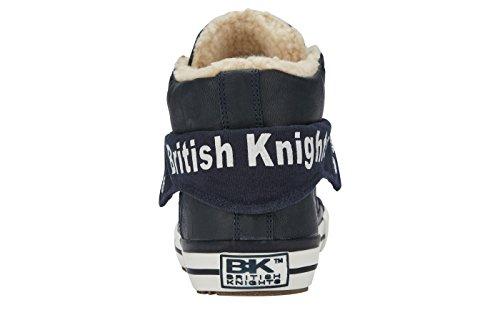 British Knights Roco - Zapatillas Hombre Navy
