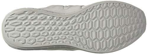 New Balance Men's Cruz V2 Fresh Foam Running Shoe, arctic fox/white/nubuck, 7 D US by New Balance (Image #3)