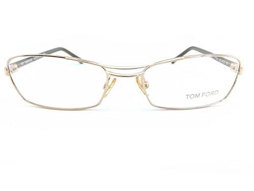 ... Tom Ford - Monture de lunettes - Femme Or Gold  Plisse Green Taille  unique ... 7edb77e4fb40