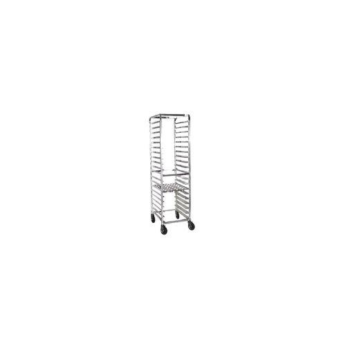 (Kelmax 4H0991 Heavy Duty Aluminum 20-Pan Capacity Rack )
