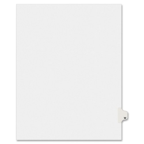 Avery Individually Lettered Tabs Legal Dividers (Avery Individually Lettered Tabs)