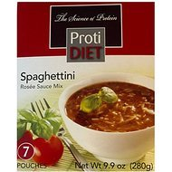 Protidiet High Protein Spaghettini Rosee Sauce Mix (7 Servings)