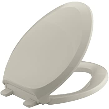 Kohler K 4713 G9 French Curve Quiet Close With Grip Tight