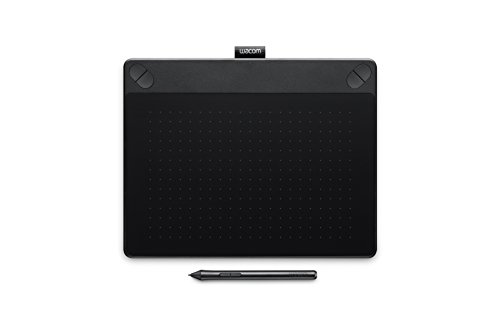 Wacom pen tablet Intuos 3D pen & touch 3D modeling for M size black CTH-690 / K2(Japan Import-No Warranty) by Wacom