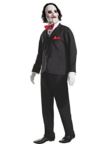 Rubie's Costume Co Saw Billy Costume & Mask, Multi, X-Large