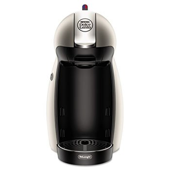 DeLonghi Nescafe Dolce Gusto Piccolo Plus Coffeemaker, Produces Gourmet Coffees, Lattes, Cappuccinos, Iced Drinks and - Machine Nescafe Dolce Gusto