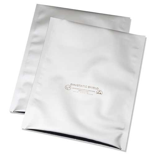Desco Statshield Silver Moisture Barrier Bag - 30 in Length - 6 in Wide - 0.0035 in Thick - 13811 [PRICE is per CASE]