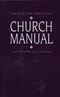 seventh day adventist church manual general conference of sdas rh amazon com seventh day adventist church manual download seventh day adventist church manual 2017